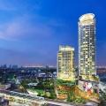 泰国曼谷超高层奢华地标Sky Walk 天虹国际 建筑规划 建筑规划