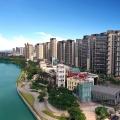 广物滨江海岸 建筑规划 项目实景