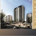新滨湖孔雀城 建筑规划 高层伏景