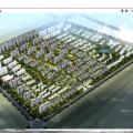 江南城 建筑规划 江南城三期规划图