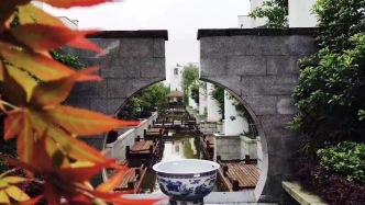 """上海零距离,乐虎国际平台总价224万起-""""第一水乡周庄"""""""