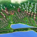 锦绣澜湾 建筑规划