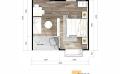 VIP Mercury 邁卡芮公寓   戶型圖