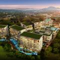 普吉岛公寓水星之城 建筑规划 5星级酒店配套