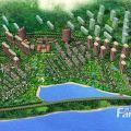 锦绣蓝湾 建筑规划