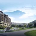 五峰山枫林山居 建筑规划