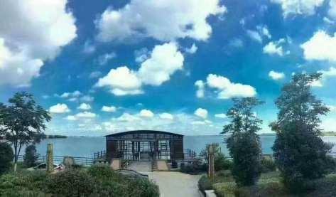 吴江汾湖月亮湾颐景园