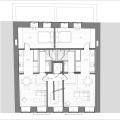 莫卡多公寓 一居  户型图