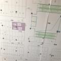 白沟新区万兴达广场部分平面图 一居 24㎡ 户型图
