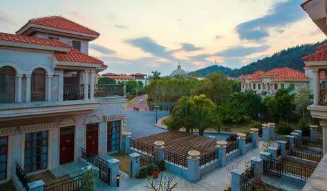 客天下水晶温泉国际旅游度假区