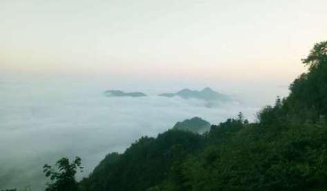 青龙山水天然度假区