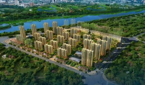 华夏涿州孔雀城悦澜湾