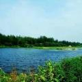 华夏涿州孔雀城悦澜湾 景观园林
