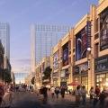 石家庄乐城·国际贸易城 建筑规划