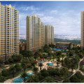 天河理想城 建筑规划