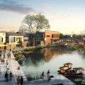 绿地海湾 建筑规划