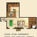 紫云东郡保姆房应有尽有 一居 450平㎡ 户型图