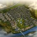 紫云东郡 建筑规划