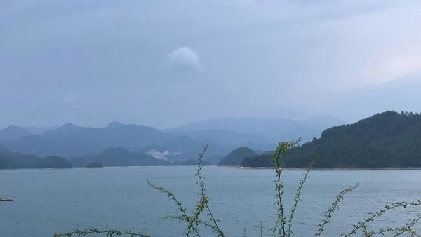 常山至杭州沿途风景