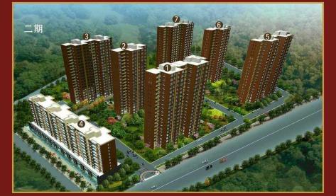 东仙坡养老社区