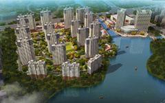 平湖泛华东福城