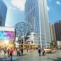 广物滨江海岸 建筑规划 商业街效果图