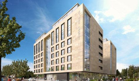 利物浦市中心学生公寓