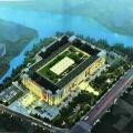 嘉善国际木雕城 建筑规划 嘉善国际木雕城