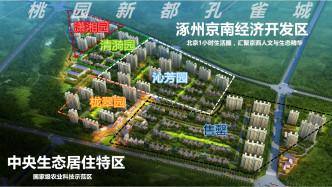 京南开发区 国家级农业特区
