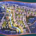 惠州 碧桂园太东公园上城 建筑规划 鸟瞰图