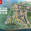 惠州 碧桂园太东公园上城 建筑规划 配套图