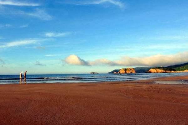 海景房十七英里国家唯一旅游海岛嵊泗列岛17英里度假塞班岛攻略图片