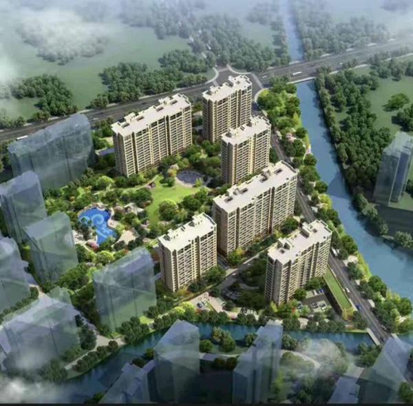 杭州周边 柯桥都市阳光花园 小区面积 绍兴看房班车