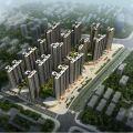 锦绣一号 建筑规划