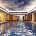 中南世纪城 景观园林 会所游泳池