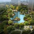 朗悅河畔 景觀園林