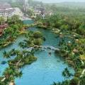 清水湾碧桂园珊瑚宫殿 建筑规划 小区鸟瞰图