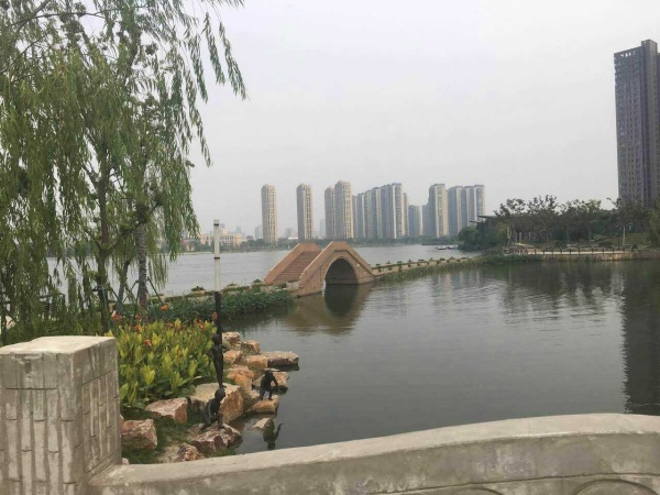 绍兴柯桥都市阳光花园 时代在更新
