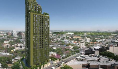 Metris Ladprao国际公寓