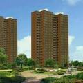 京南养老公寓 建筑规划 外立面效果图