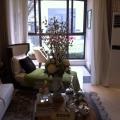 京南养老公寓 样板间 客厅装修效果图