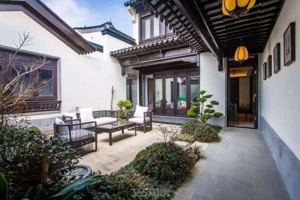 江南中式园林式别墅小区有哪些?图片
