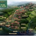 富力南昆山温泉养生谷 建筑规划 小区规划图