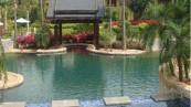 惠州唯一四合院式别墅温泉入户95平米送200平