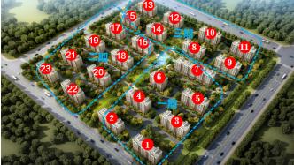 霸州京南高铁新城,高铁旁,准现房,可贷款,首付30%(10万起)