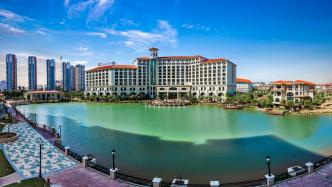 惠州碧桂园十里银滩满足每个人都想拥有的海景度假屋,体验风生水起的生活