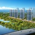 惠州碧桂园天樾湾 建筑规划
