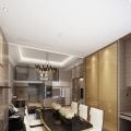 横琴  中冶盛世国际广场 样板间 3.8米户型客厅