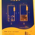 横琴  中冶盛世国际广场40~70平方复式SOHO 一居 40~70平方户型㎡ 户型图