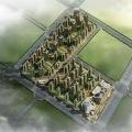 凯旋国际公馆 建筑规划